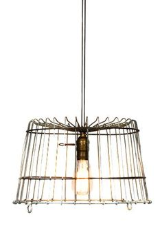 pendant-light-made-from-metal-basket
