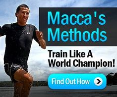 banner ad for MaccaX by Agent K