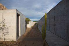Tadao Ando diseña el complejo cultural Casa Wabi en las costas de Oaxaca