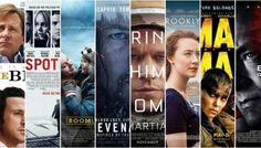 88. Oscar'da Yarışacak 'En İyi Film' Adayları