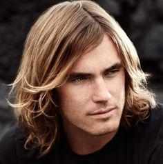 Surfer Dude Hair is the BEST hair #menshair #PMTSSLC #PMTS #PaulMitchell #longhair