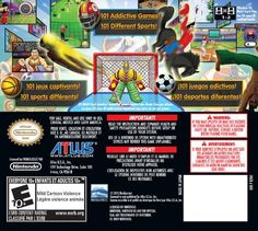 101 In 1 Sports – Nintendo DS