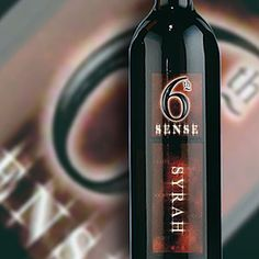Michael-David Sixth Sense Syrah | World Market.  Guess I need to find a bottle of this...has my name written all over it...lol