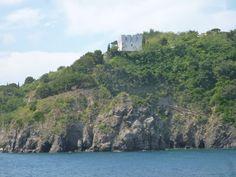 Isola Ischia Italia (Maggio)