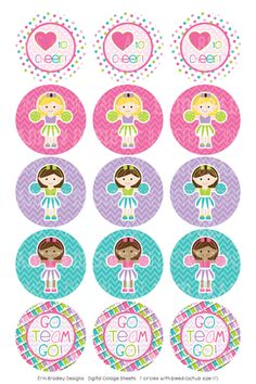 This listing is for a x digital collage sheet with circles / bottlecap images. Bottle Cap Art, Bottle Cap Images, Fairy Coloring, Coloring Pages, Circle Scrapbook, Bottle Top Crafts, Hama Beads Minecraft, Perler Beads, Watercolor Pattern
