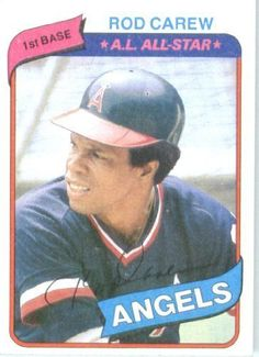 1980 Topps #700 Rod Carew California Angels Baseball Card by Topps. $2.95. Quickly and securely shipped in a soft sleeve, toploader and bubble envelope.