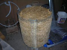 Small Commercial Oyster Growing Operation - Grown on Straw *Pics* Update: New Grow Room! - Gourmet and Medicinal Mushrooms - Shroomery Message Board Garden Mushrooms, Growing Mushrooms, Wild Mushrooms, Stuffed Mushrooms, Mushroom Compost, Mushroom Fungi, Oyster Mushroom Cultivation, Food Insecurity, Worm Composting