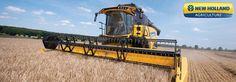 Trattori usati, mietitrebbie usate, trattori cingolati usati | La Commerciale Agricola
