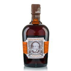 Diplomático Mantuano Ron, Whisky, Whiskey Bottle, Liquor, Packaging, Drinks, Liquor Bottles, Liqueurs, Beverages
