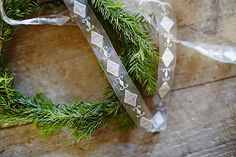 Ribbon for your Holiday Ornaments!