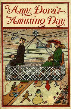 DD--Bicknell--Amy Dora's Amusing Day--Altemus, 1904  