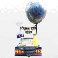 Desayunos sorpresa en Armenia a domicilio | Adoomicilio.com Armenia, Wine Glass, Projects To Try, Tableware, Diy, Father's Day, Ideas, Surprise Gifts, Men Gifts