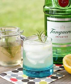 Rosemary Gin Spritzer