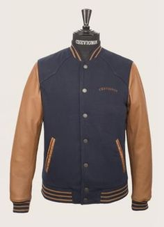 Mode homme on pinterest chemises html and hollister - Blouson teddy homme manche cuir ...