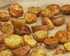 Ultimate roasted potatoes | The Little Potato Company #LittlePotatoLove