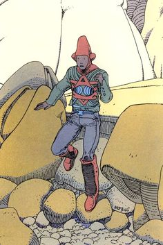 Somehow this specific piece makes me so happy. Thank you moebius