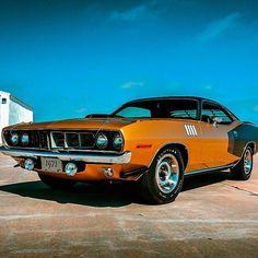 Classic ⚡️ 1971 Plymouth Hemi BarraCUDA ⚡️   Muscle Mopars   Classic Muscle Cars