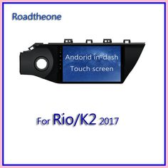 Discounted for kia rio multimedia car radio  / K2 2017 in-dash map sedan android player back car camera view 2020 Cheap Car Audio, Kia Rio, Car Camera, Cheap Cars, K2, Multimedia, Android, Cards, Maps