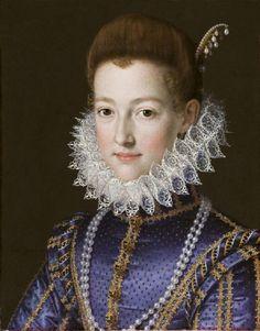 Cristina di Lorena (?), Scipione Pulzone, 1590