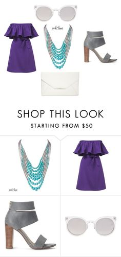 """""""My Park Lane Style"""" by parklanejewelry on Polyvore featuring Splendid, Kosha and Style & Co."""