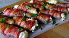 EZ Gluten Free: Bacon Wrapped Jalapeno Poppers