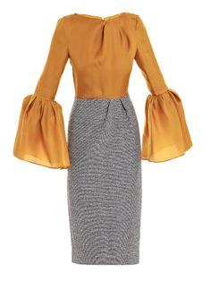 Roksanda's Margot lantern dress