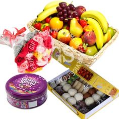 Send Sweet Indulgence Gift To Pakistan