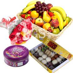 Send Sweet Indulgence Gift To Pakistan