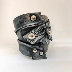 Edgy rocker bracelet Bracelets, Jewelry, Fashion, Charm Bracelets, Moda, Bijoux, Bracelet, Jewlery, Fasion