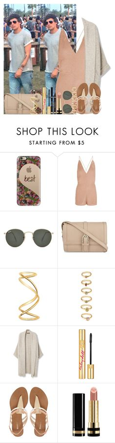 """Sans titre #1472"" by irish26-1 ❤ liked on Polyvore featuring Casetify, Valentino, Ray-Ban, Aspinal of London, Maison Margiela, Forever 21, Violeta by Mango, PUR, Dune and Gucci"