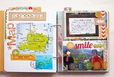 Another great Simple Stories travel album