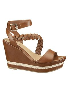 Jenna Wedge Sandals available at #Maurices