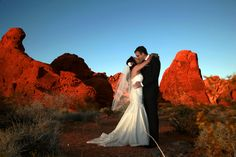 Possibly going to the Valley of Fire for some post-ceremony photos! :)