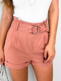 Shorts E Blusas, Short Skirts, Short Dresses, Moda Outfits, Teenager Outfits, Short Outfits, Asian Fashion, Fashion Outfits, Womens Fashion
