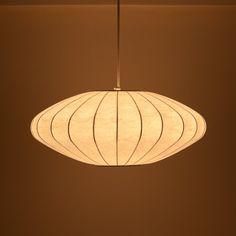 Amazon.co.jp: DAIVA ジョージネルソン バブルランプ SaucerLamp 天井照明 ライト ネルソンランプ ネルソンベンチ: ホーム&キッチン
