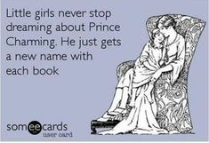 14 hilarious memes about why men in books are better.