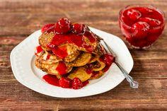 Gluteenittomat letut Margarita, Pancakes, Breakfast, Food, Crepes, Griddle Cakes, Margaritas, Hoods, Meals