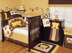 Lion Baby Bedding Sets