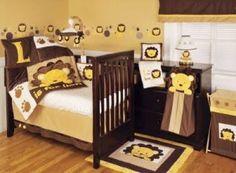 Lion Baby Bedding Sets