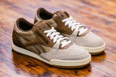 mita sneakers & Reebok Pay Homage to the Tennis Rackets of Old