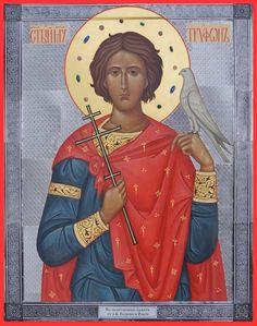 Zoran Zivkovic Religious Paintings, Religious Icons, Patron Saints, Orthodox Icons, Princess Zelda, Disney Princess, Savior, Disney Characters, Fictional Characters