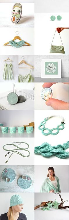 Lightness ! by Stefania Carucci on Etsy--Pinned with TreasuryPin.com