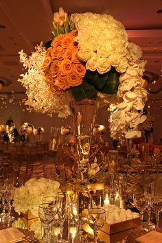Falling Roses at the Stunning Four Seasons Hotel - International Event Company | Band - West Coast Music | Photographer - John Solano | Videographer - Vidicam | Florist - Mark's Garden | Lighting - The Lighter Side | Décor - Revelry Event Designers | Table Top Rentals - Classic Rentals | Chairs - Chameleon Chairs | Linens - Resource One | Platform – Atlas Platform | Dancefloor Applique - Pop Ink