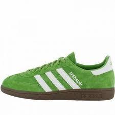 adidas schuhe spezial grün