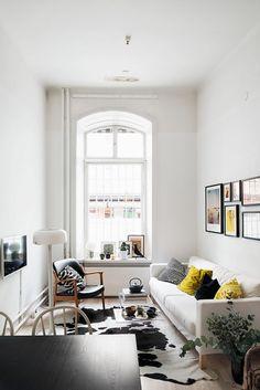 5 Einrichtungstipps für kleine Wohnzimmer   Reihenhaus einrichten ...