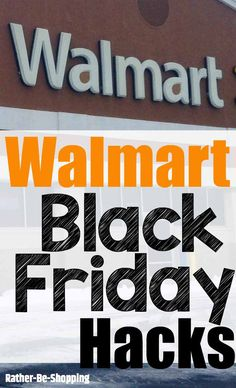 Walmart Black Friday 2017: Everything You Need to Know (Plus Some Insider Hacks)