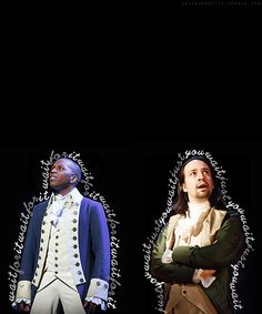 Hamilton Musical Lyrics • defiedgravity: We are waiting in the wings for...