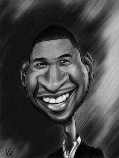 Usher by ~Modernerd