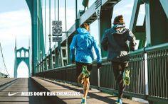 E amanhã é dia. (2) Nike Running