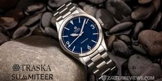Traska Summiteer Review Field Watches, Sport Watches, 316l Stainless Steel, Fast Fashion, Crystals, Accessories, Crystal, Sporty Watch